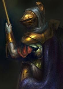 Morrowind redoran knight by igorlevchenko-d7hvz2k