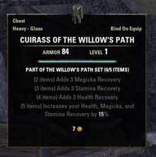 The Willow's Path