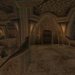 Внешний вид Дома Гальса Ллерву