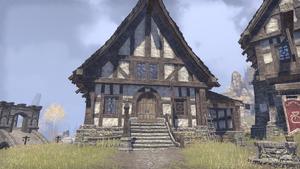 Здание в Ручье Павшего 1