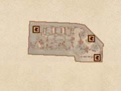 Отель Тайбер Септим комнаты. План