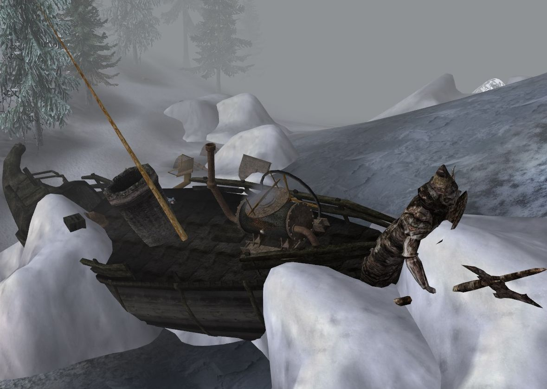 The Patchwork Airship (Quest)   Elder Scrolls   FANDOM