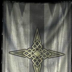 Bandera Gwiazdy Zarannej z gry The Elder Scrolls V: Skyrim