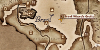 Bravil Wizard's Grotto MapLocation02