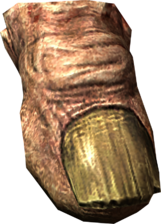 Giants toe