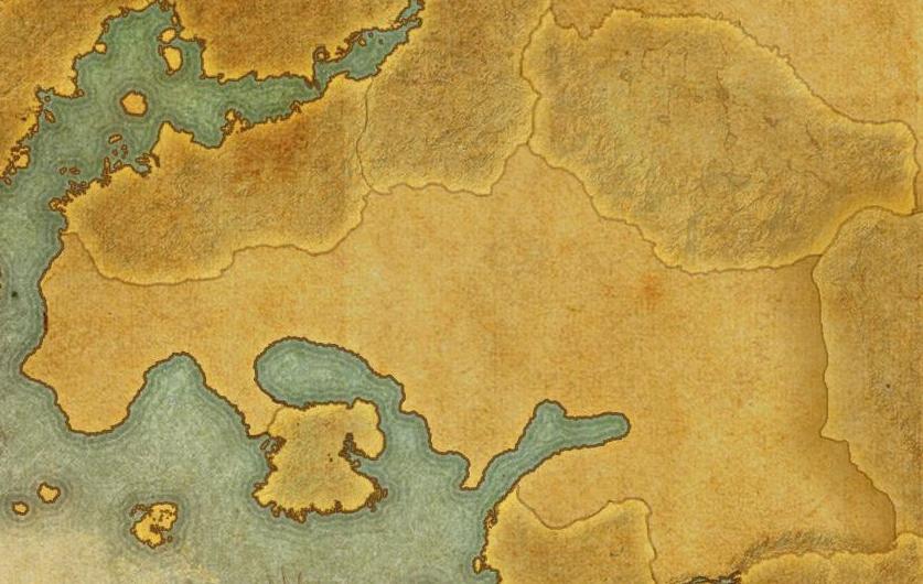 Image - Hammerfell ESO Map.png   Elder Scrolls   FANDOM powered by Wikia