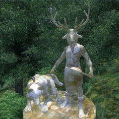 Kaplica Hircyna z gry The Elder Scrolls IV: Oblivion