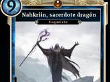 Nahkriin, sacerdote dragón