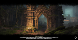 Rawl'kha Temple Loading Screen
