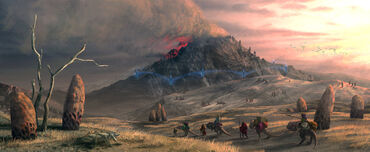 Red mountain by lelek1980-d4if2nx s
