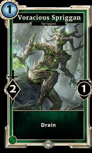 Voracious Spriggan (Legends)