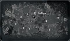 Дом Моруэн - карта