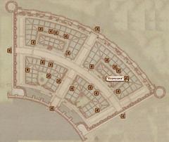 Кормушка. Карта