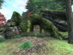 Пещера Низин - вход