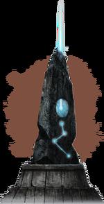 Стоящий камень (концепт)