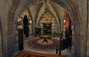 Battlehorn Castle Private Library