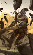 Brutal Ashlander card art