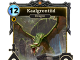 Kaalgrontiid (Legends)