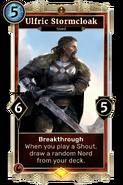 Ulfric Stormcloak (Legends) DWD