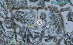 Главный подъёмник Альфтанда - план