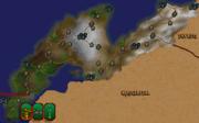 Даггерфолл (Карта)