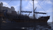Корабль маормеров