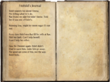 Frirhild's Journal