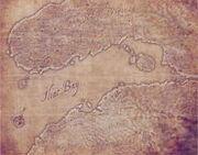 Iliac Baia Mappa