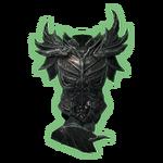 Necronomicronica's daedric armor