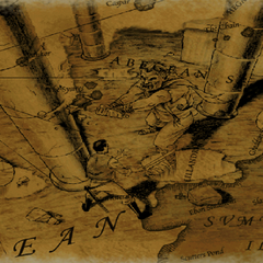 Cyrus vs Król Goblinów – ekran ładowania