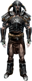 Древняя нордская броня (м)