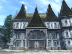 Здание в Скинграде (Oblivion) 2
