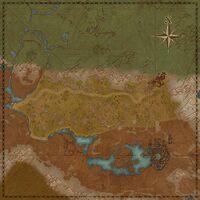 Каменный Бассейн (карта)