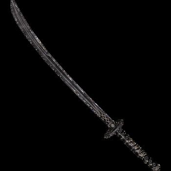 Ebony Blade Skyrim Elder Scrolls