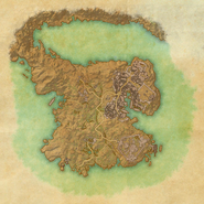 Hew's Bane Map
