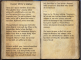 Keeper Ormi's Journal