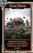 Stone Throw (Legends) DWD
