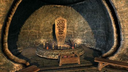 Воронья Скала - святилище Мефалы