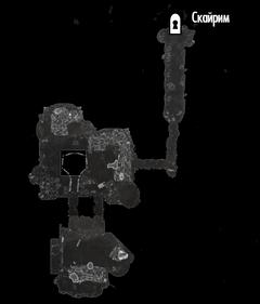 Пещера Крегслейн (план)