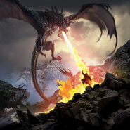 Dragon's Fury card art