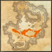 Dreudurai Glass Mine - Map