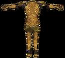 Golden Saint Armor