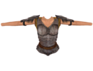 Iron Cuirass (Oblivion) Female