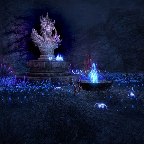 Kaplica Mephali z gry The Elder Scrolls Online