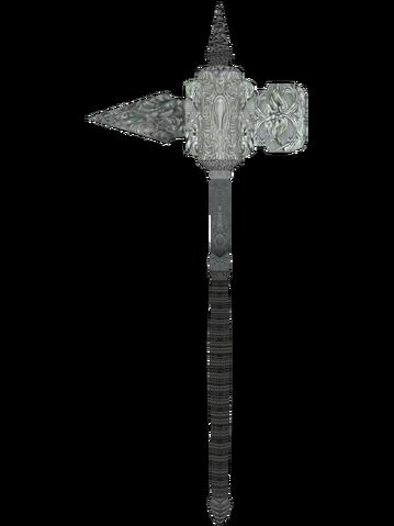 File:Oblivion SilverWarhammer.png