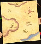 Redguard - Cartographer's Map