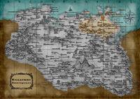 Винтерхолд владение карта