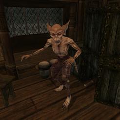 Ползун скамп-торговец