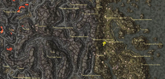 Яичная шахта Матус-Акин. Карта