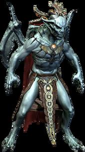 Lorde Harkon Vampiro Mestre